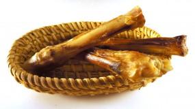 Pannonische Lammknochen